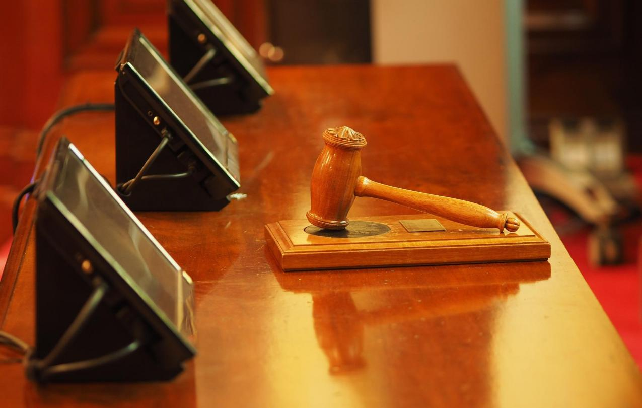 image of a gavel
