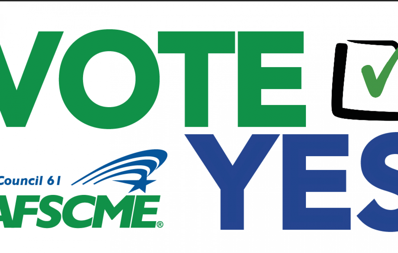 Vote Yes logo