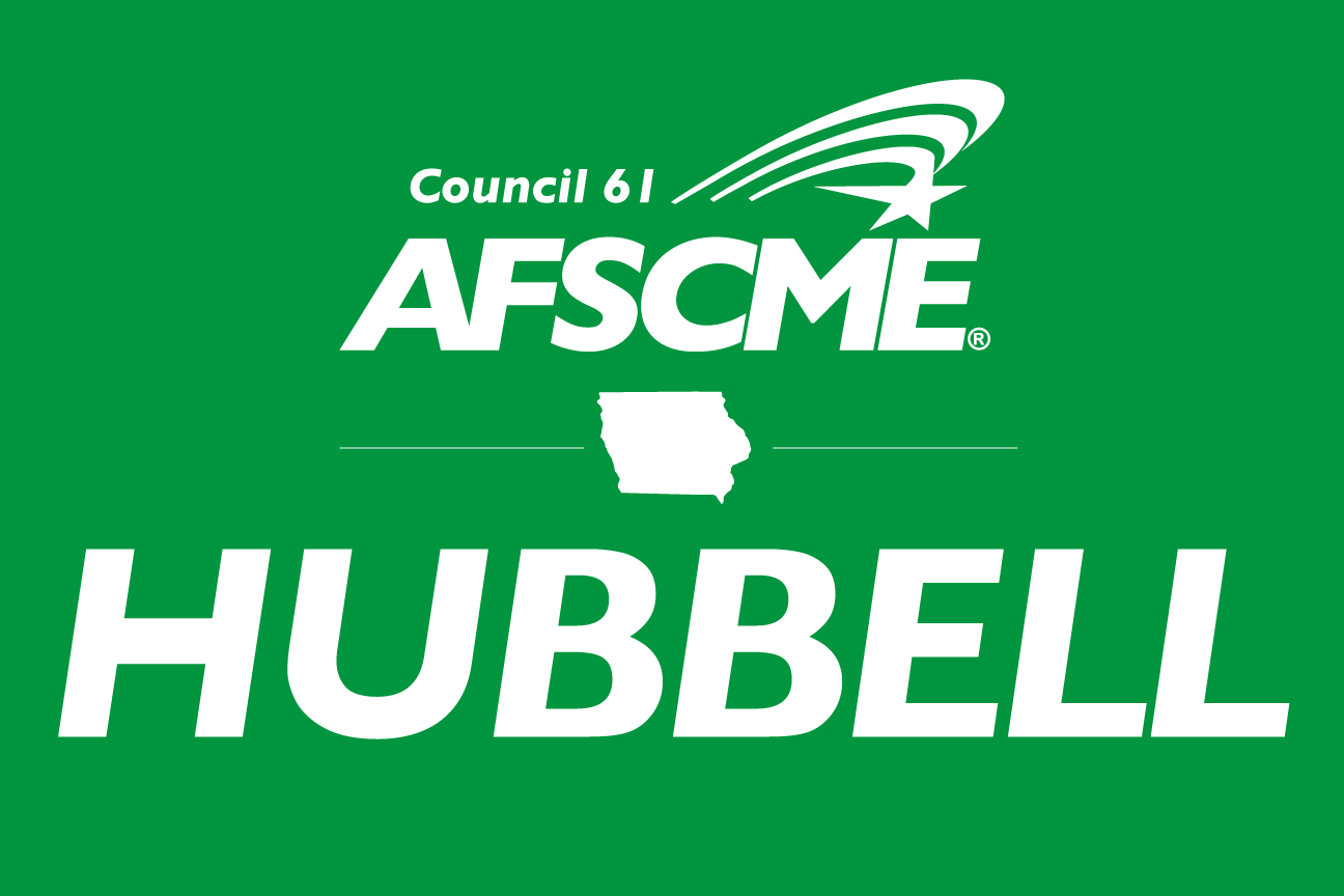 AFSCME for Hubbell